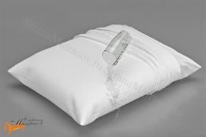 Аскона - Наволочка универсальная Protect-A-Bed Plush (влагостойкий чехол)