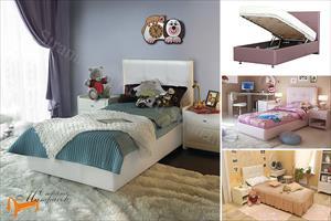 Аскона - Кровать Leo с подъемным механизмом
