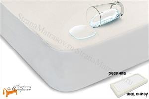 Аскона - Наматрасник Влагонепроницаемый чехол для матраса PROTECT-A-BED Kids (наматрасник)