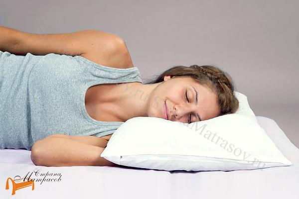 Аскона  Vita Home Bliss 60 x 40 , Taktile, с эффектом памяти, микрофайбер, охлаждающий гель