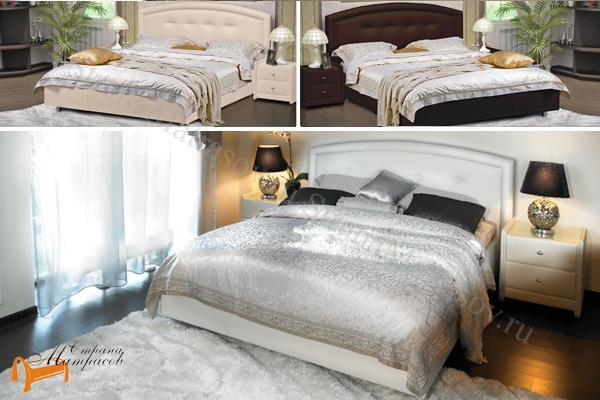 Аскона -  Аскона Кровать двуспальная Grace