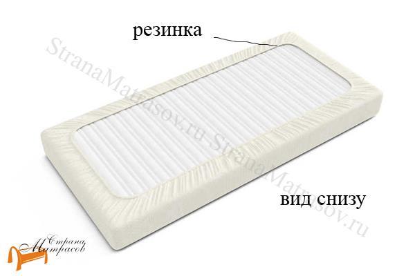 Аскона Наматрасник Чехол PROTECT-A-BED Kids , водоотталкивающий, водонепроницаемый, детский