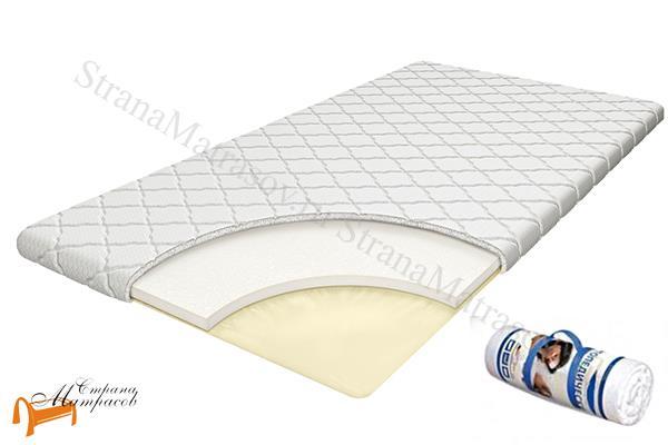 Аскона Наматрасник TOP Foam 2 , наматраснок из пены, орто фоам, 3 см, аскона, топ, 2