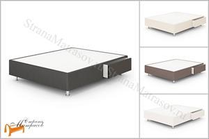 Lonax - Кровать Box Maxi Drawer с основанием (1 ящик)