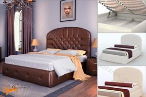 Lonax - Кровать Венеция с подъемным механизмом
