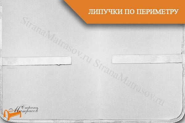 Lonax Наматрасник Strutto 6 , холлкон, жаккард