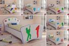 Орматек Кровать Соната Kids (для мальчиков и девочек) с основанием , лдсп, мдф