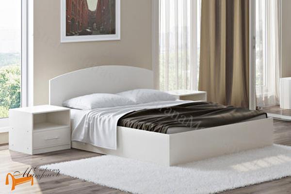 Орматек Кровать Этюд с подъемным механизмом  , лдсп, бавари, ноче гварнери, ноче мария луиза, венги, французский орех, итальянский орех, ящик, белый