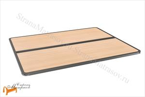 Орматек - Основание для кровати металлическое, сплошное (неупругое) вкладыш