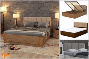 Орматек - Кровать Wood Home 2 с подъемным механизмом