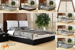 Орматек - Кровать двуспальная Veda 5 с основанием