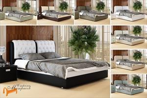 Орматек -  Кровать двуспальная Veda 5 с основанием (Веда 5)