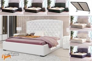 Орматек - Кровать Dario Slim с подъемным механизмом