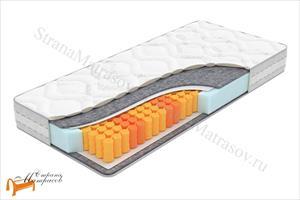 Орматек - Ортопедический матрас Eco EVS 512 9 - zone