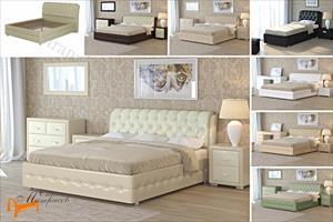 Орматек - Кровать двуспальная Veda 4 с основанием