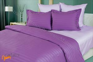 Орматек -  Страйп - сатин Lavender