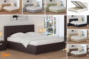 Орматек - Кровать Como 1 с подъемным механизмом