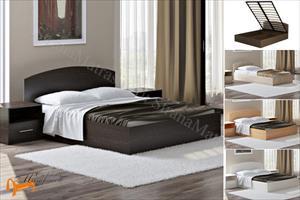 Орматек - Кровать Этюд с подъемным механизмом