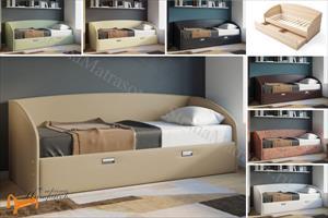 Орматек - Детская кровать (подростковая) Bono с основанием и ящиком