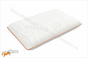 Орматек - Наволочка чехол чехол  из трикотажа для подушки AirGel 40 х 64 см
