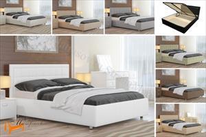 Орматек -  Кровать Como 2 с подъемным механизмом (Комо 2)
