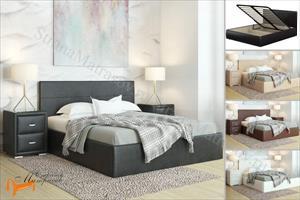 Кровать из массива бука фабрики каприз альба