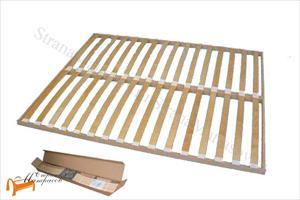 Орматек - Основание для кровати вкладыш без ног (разборное березовое)