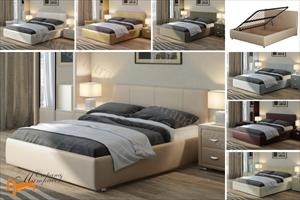 Орматек -  Кровать Como 3 с боковым подъемным механизмом (Комо 3)