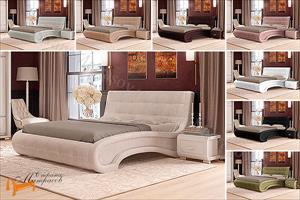 Орматек - Кровать Leonardo