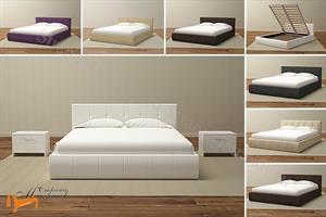 Орматек - Кровать Varna с подъемным механизмом