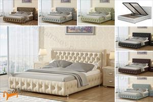 Орматек - Кровать Como 6 с подъемным механизмом