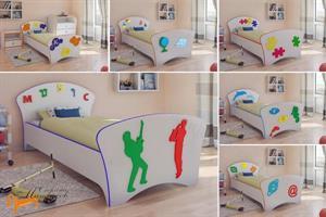 Орматек - Кровать Соната Kids (для мальчиков и девочек) с основанием