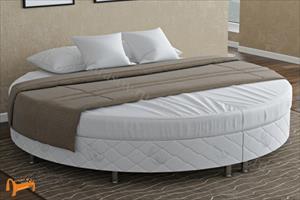 Орматек - Кровать Motel Round с основанием