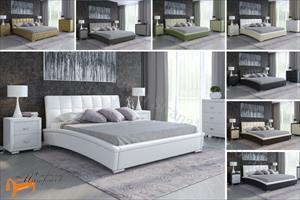 Орматек -  Кровать двуспальная Corso 1