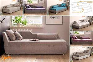 Орматек - Диван Easy Rest Soft (правый или левый) с ортопедическим матрасом и ящиком