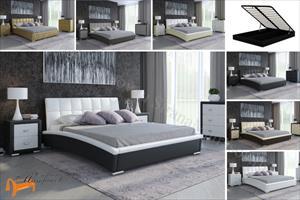 Орматек - Кровать Corso 1 L с подъемным механизмом