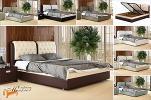 Орматек - Кровать Como 5 с подъемным механизмом