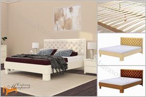 Орматек - Кровать Wood Home 3 с основанием