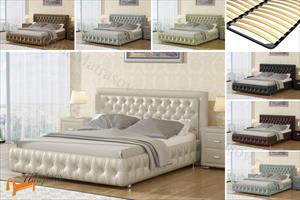Орматек - Кровать двуспальная Veda 6 с основанием