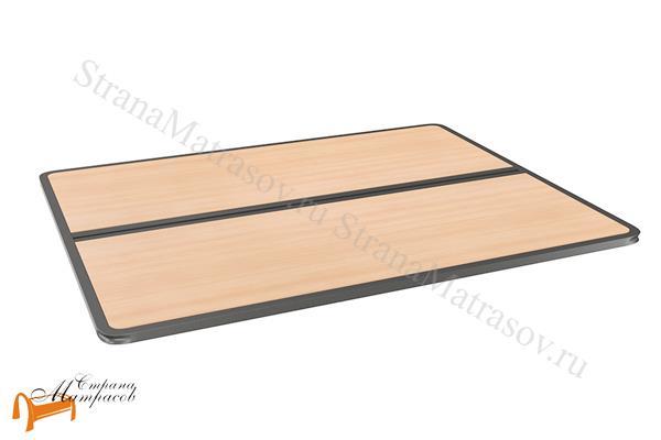 Орматек Основание для кровати металлическое сплошное, не упругое (вкладыш) , МДФ, металл, надёжный,