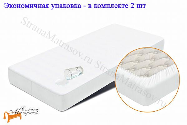 Орматек Наматрасник Dry Double Pack - чехол, двойная упаковка , водонепроницаемый, драй, экономичная упаковка