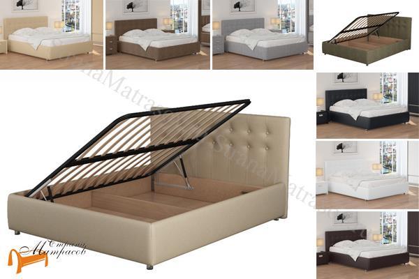 Орматек -  Орматек Кровать Como 1 с боковым подъемным механизмом (Комо 1)