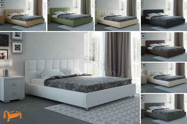 орматек кровать двуспальная Corso 4 купить в интернет магазине