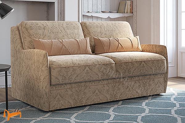 Орматек Диван Synergy Slim (с ортопедическим матрасом) , диван, кровать, мягкая мебель, пружинный блок, беспружинный блок, велюр, раскладывается, тип раскладушка, зеленый, белый, кремовый, желтый, черный, коричневый, лимонный, бежевый, красный, голубой