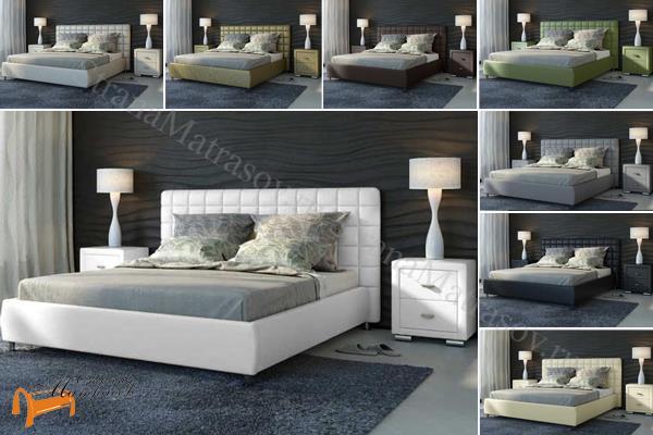 орматек кровать двуспальная Corso 3 купить в интернет магазине