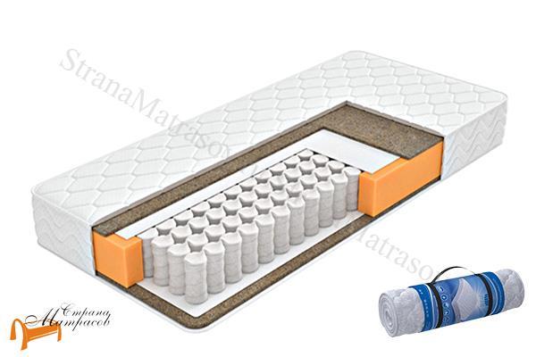 Орматек Матрас Fresh CP 420 , ортопедический матрас Орматек  на основе независимых пружин 350 шт. на место, материал бикокос, бесплатная доставка и подъем