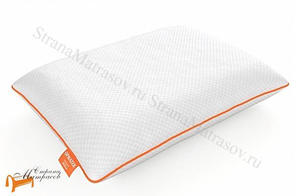 Орматек Наволочка чехол из сатина для подушки Middle, Soft 50 х 70 см с инновационным покрытием Outlast,  обладает терморегулирующим эффектом, наволочка орматек, для подушек мидл, софт,