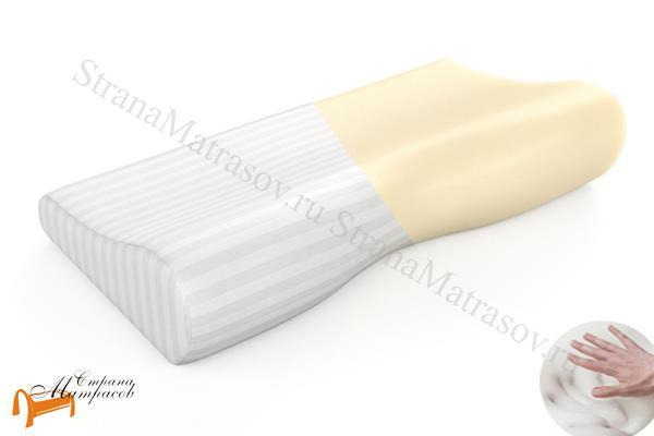 Орматек Подушка детская Elastic 32 x 55см , материал с эффектом памяти
