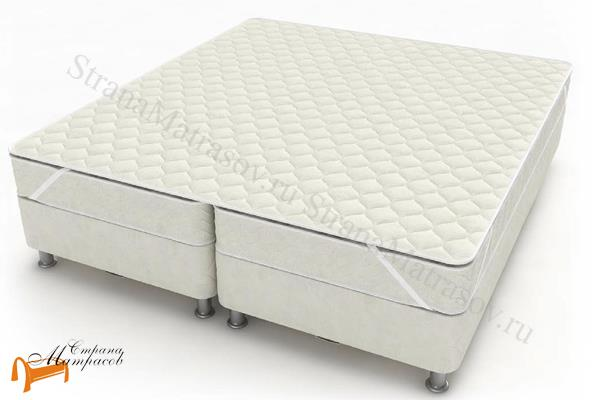 Орматек Основание для кровати Rest Home для гостиниц и пансионатов (для дома) с ножками , кровать рест, кровать без изголовья