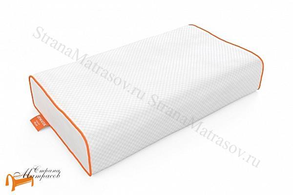 Орматек Наволочка чехол из сатина для подушки Relax 39 х 70 см , с инновационным покрытием Outlast,  обладает терморегулирующим эффектом, наволочка орматек, для подушки релакс
